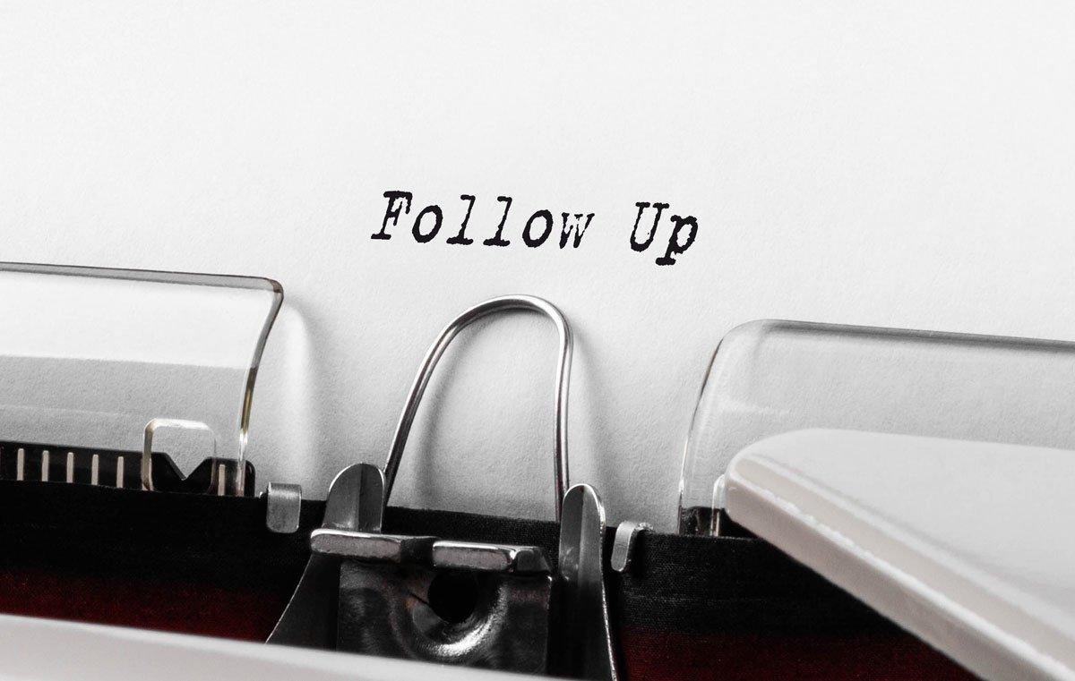 Follow Up de Vendas: o que é, como fazer e como melhorar?