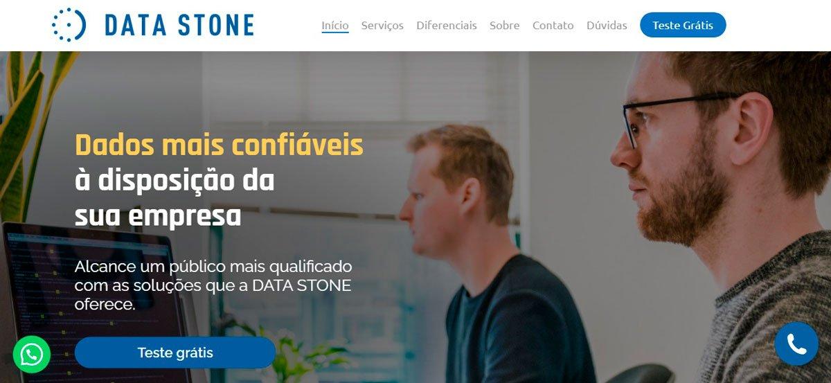 data stone