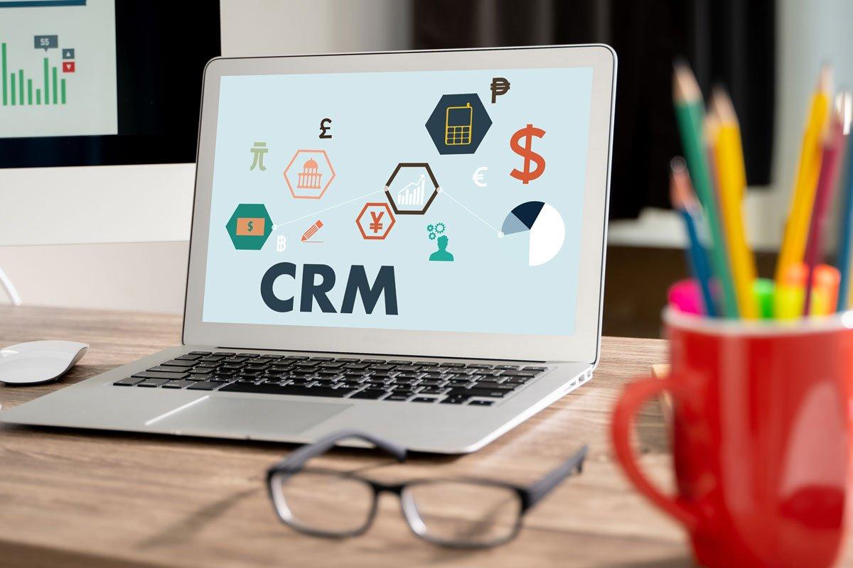 gestão de leads crm