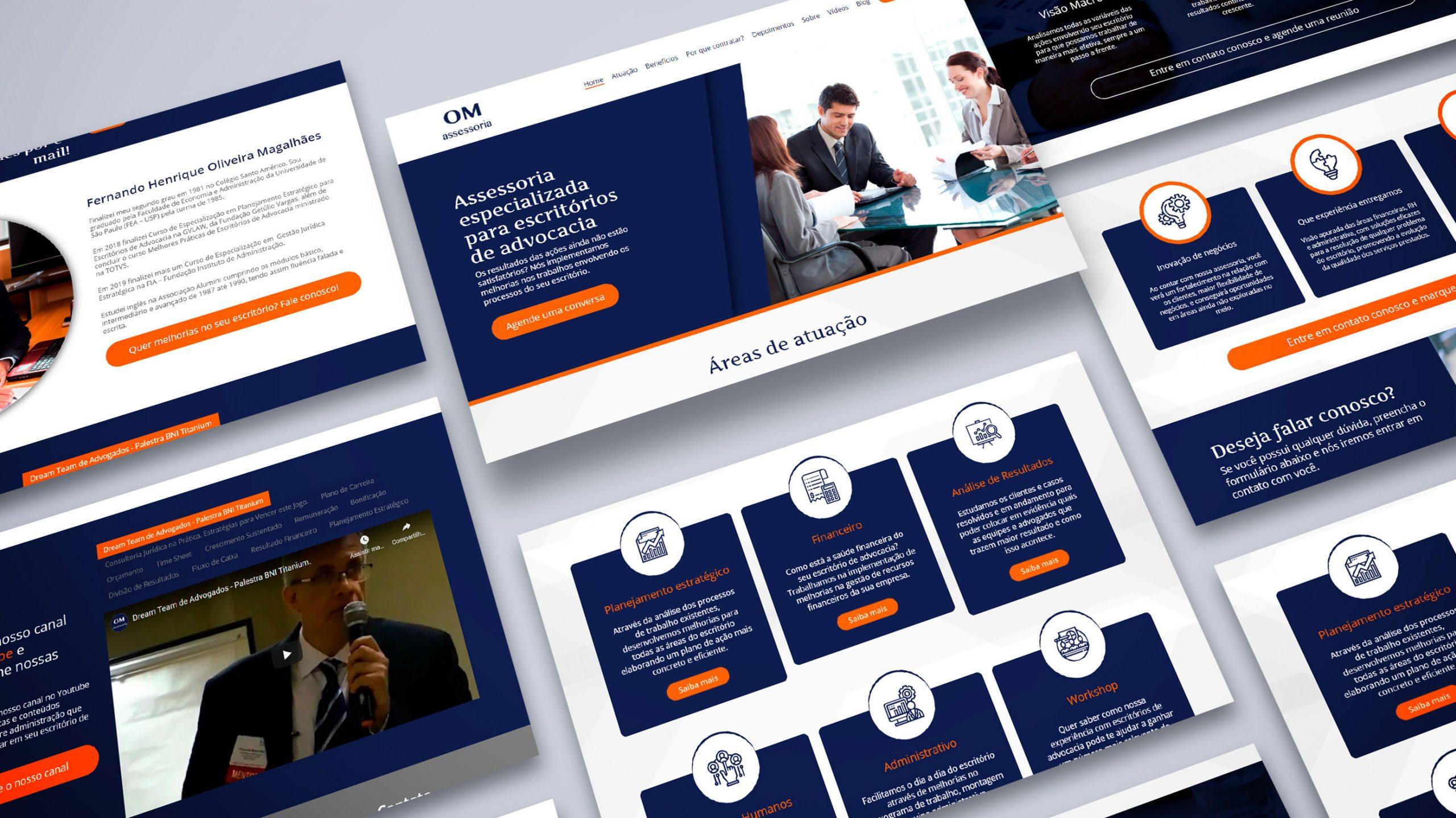 site otimizado em wordpress 3